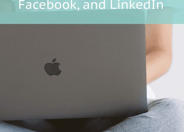 content ideas twitter facebook linkedin