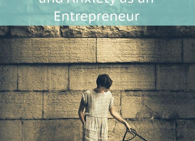 entrepreneur depression anxiety